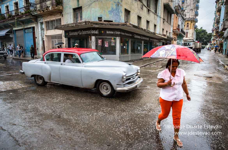 Chuva em Havana. Roteiro de duas semanas em Cuba