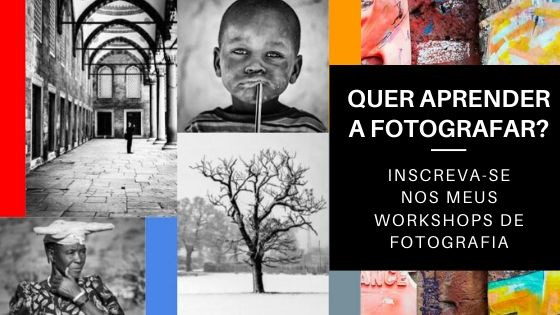 Workshops de fotografia