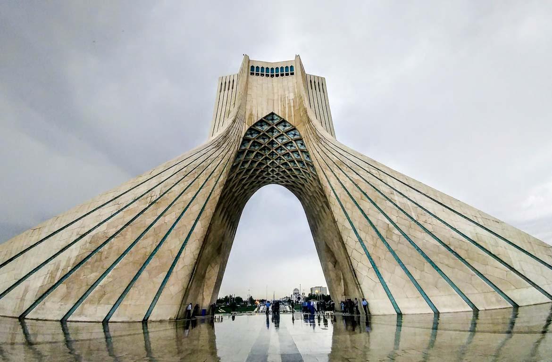 Arquitectura em Teerão