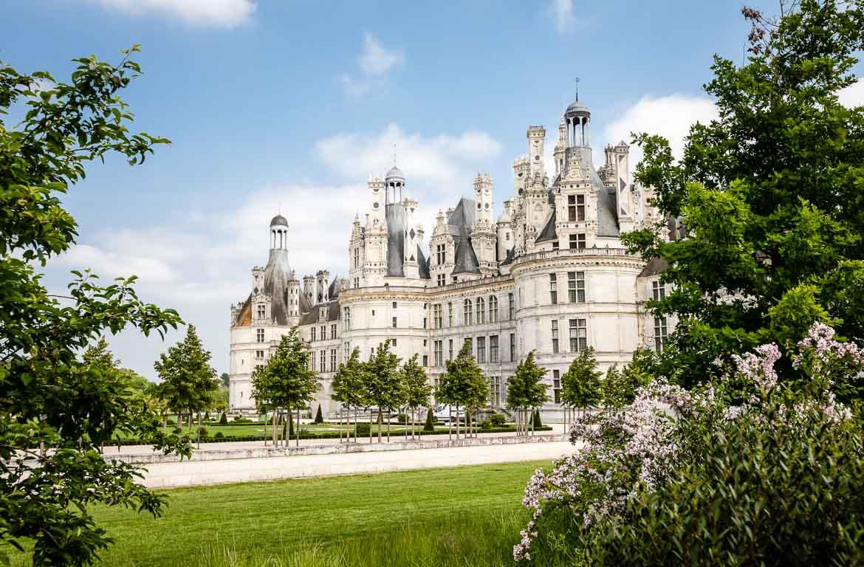 Chateau Chambord, Vale do Loire