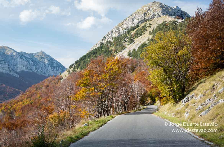 Lovcén, Montenegro