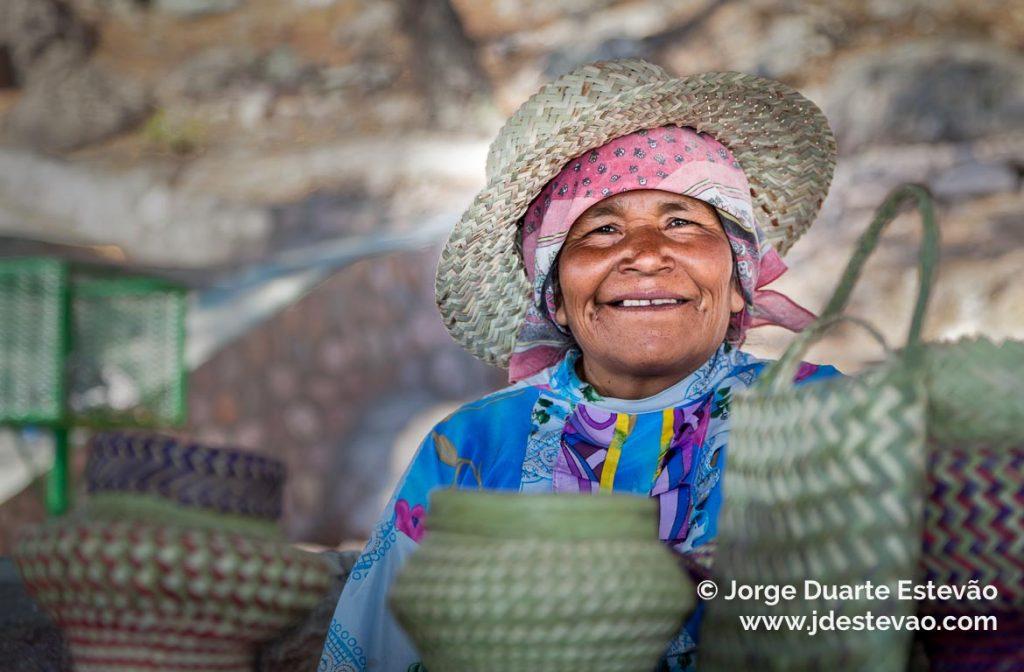 Mulher indígena Tarahumara, México