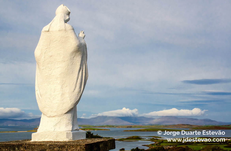 Croagh Patrick, Irlanda