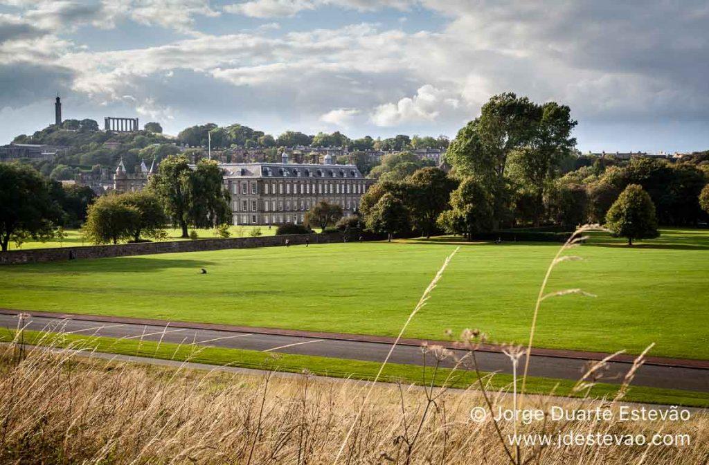 Arthur's Seat, Edimburgo