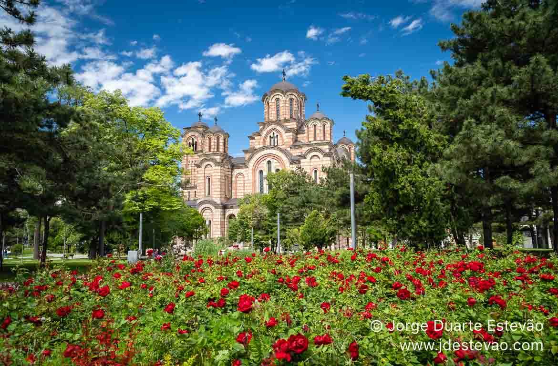 Igreja de São Marcos em Belgrado