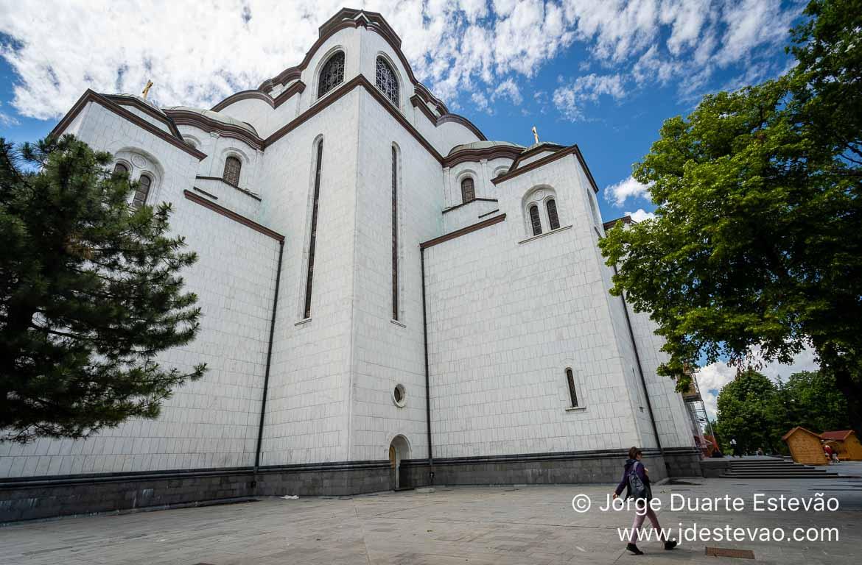 Templo de São Sava, em Belgrado