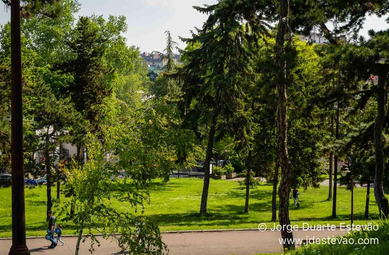 Parque Kalemegdan, Belgrado