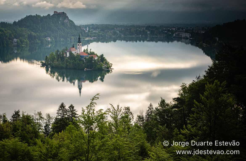 Lago Bled, Eslovénia
