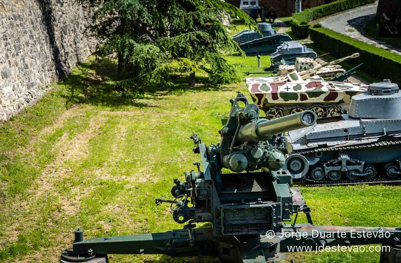 Museu Militar Belgrado