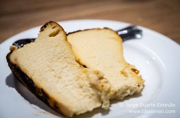 Tarte de queijo