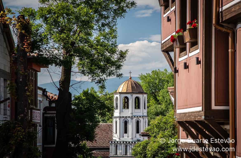 Igreja de S. Constantino e Santa Elena, Plovdiv
