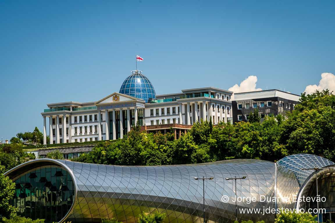 Palácio presidente, Tbilisi