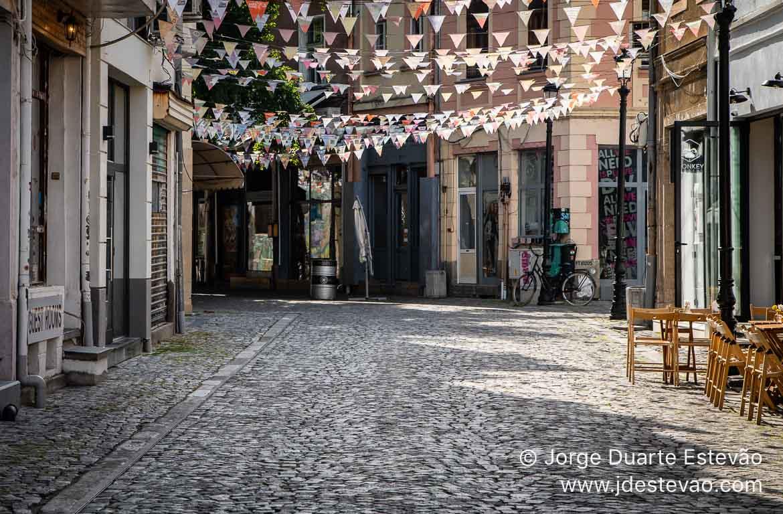 Ruas de Plovdiv, Bulgária