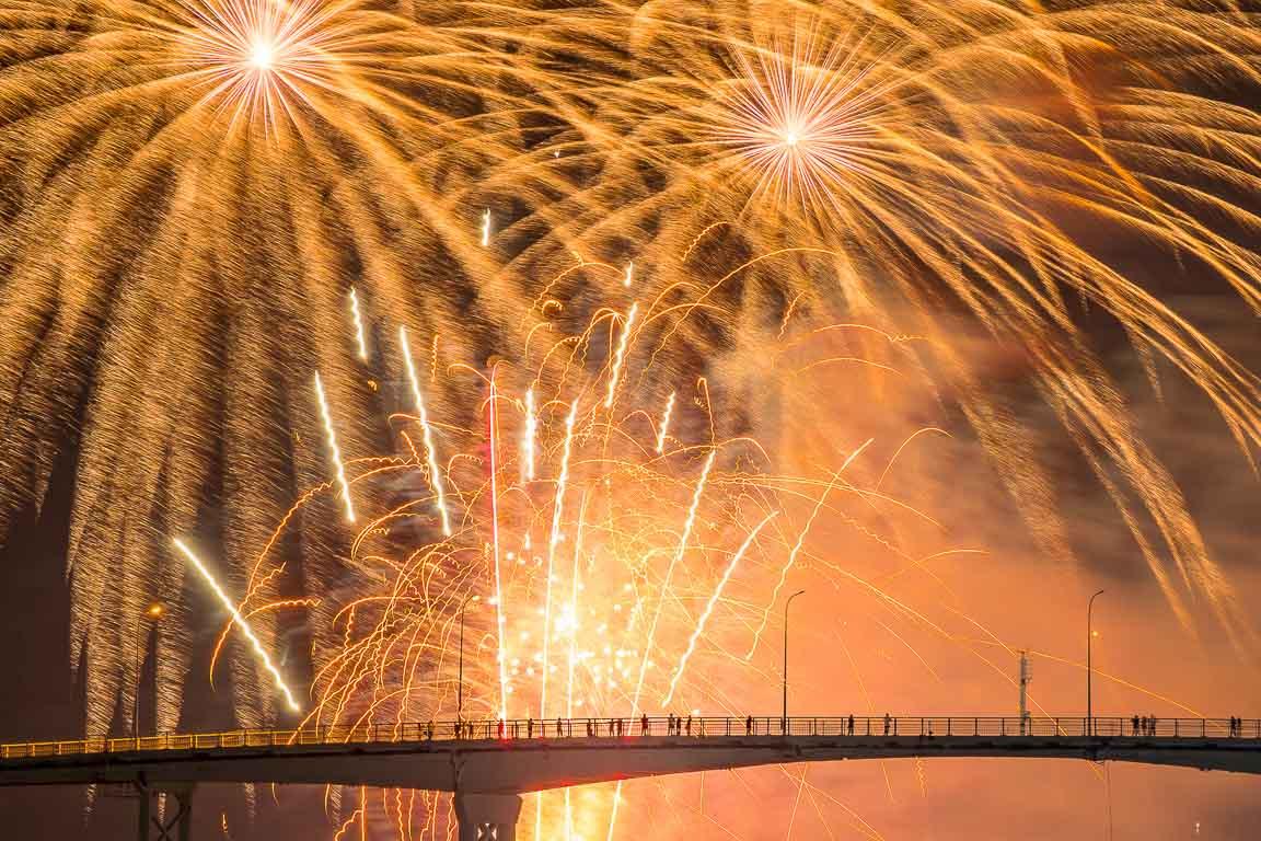 Concurso Internacional de Fogo-de-Artifício de Macau.