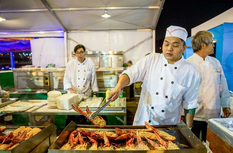 Festival da Gastronomia em Macau - um dos grandes festivais e eventos em Macau