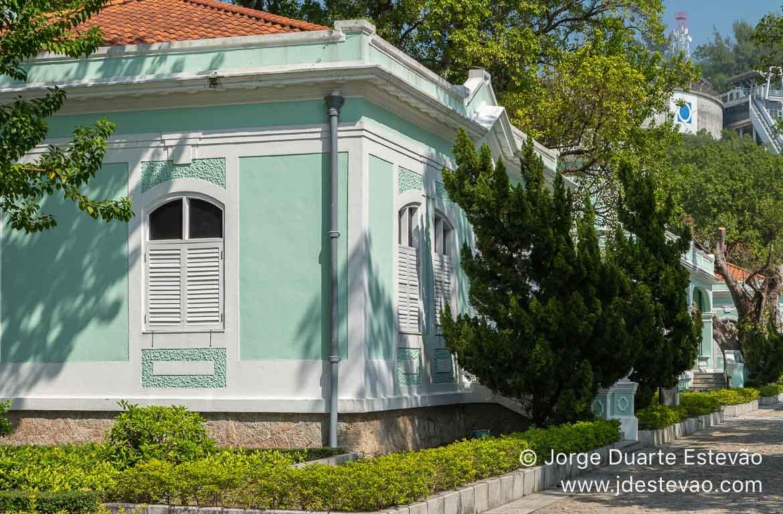 Casas da Taipa, Macau