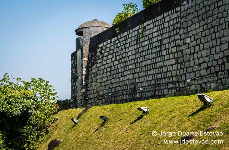Fortaleza da Guia em Macau,