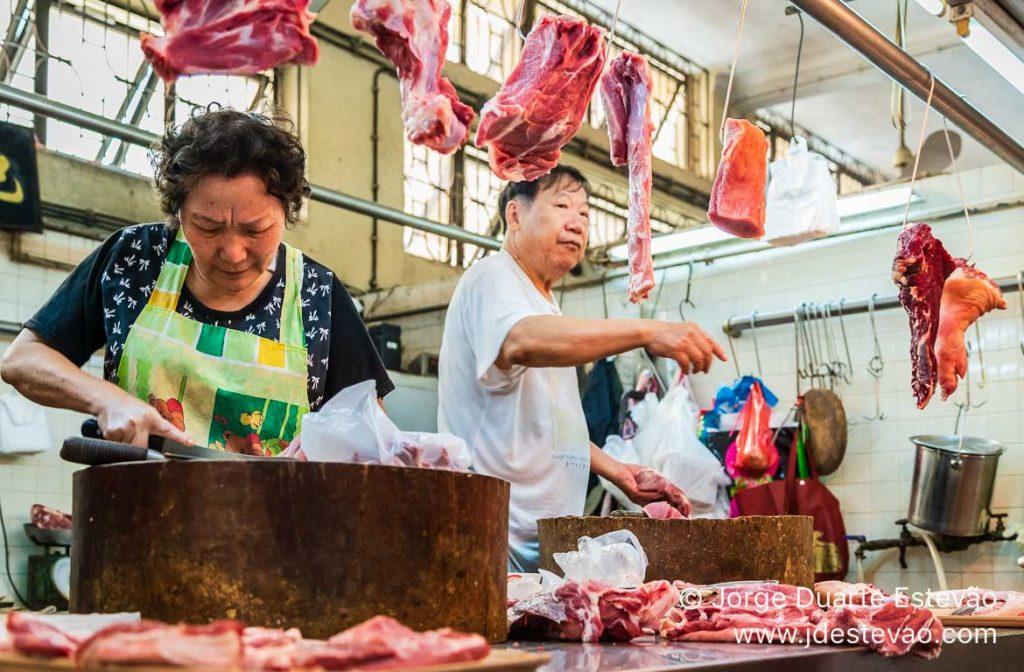 Mercado de S. Lourenço, Macau