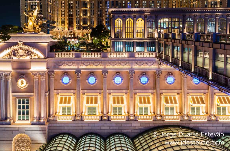Parisien, Macau