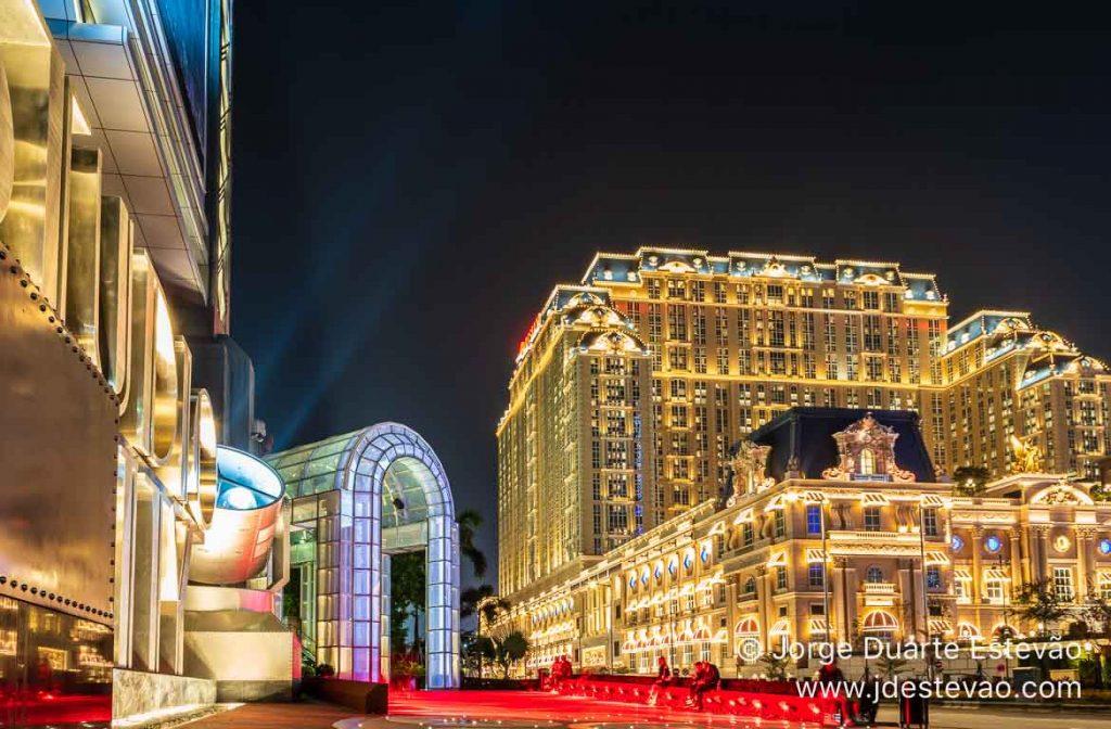 Casinos Cotai, Macau