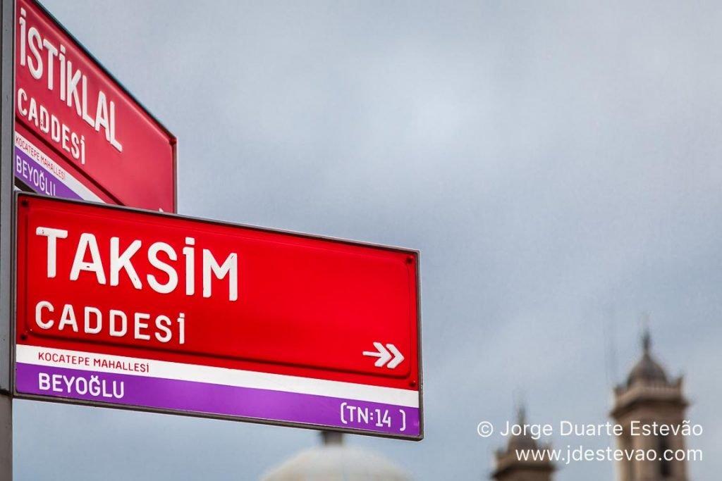 Beyoglu, uma das melhores zonas para ficar em Istambul