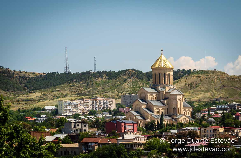 Catedral de Sameba, Tbilisi, Geórgia