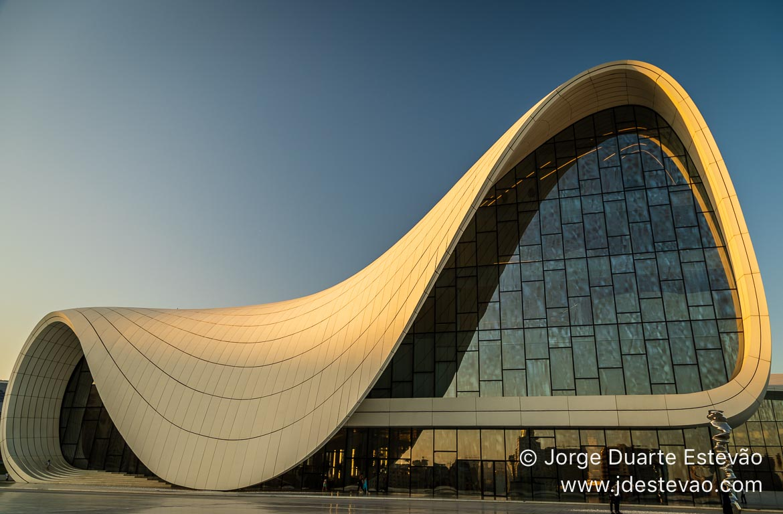 Centro Heydar Aliyev, Baku, Azerbaijão