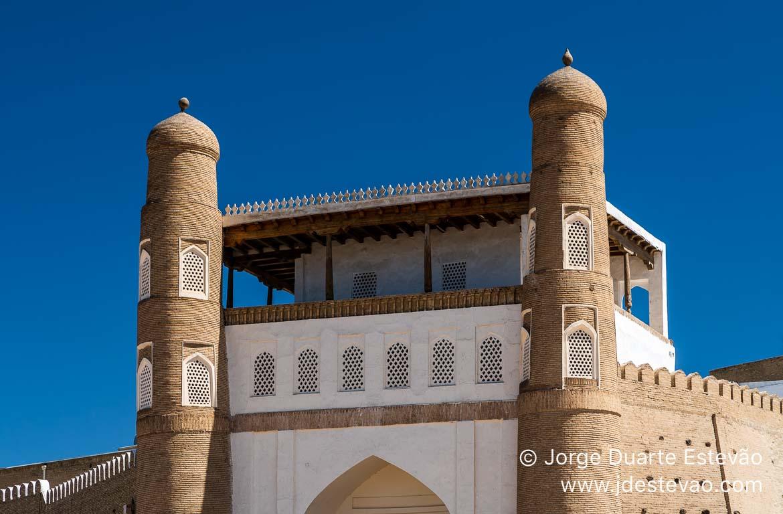 Cidadela de Bukhara, Uzbequistão