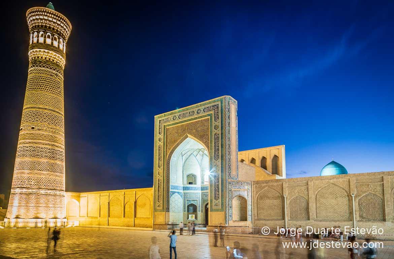 Complexo de Po-i-Kalyan, Bukhara, Uzbequistão