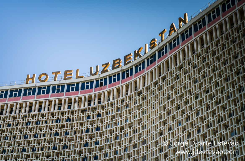 Hotel Uzbekistan, Tashkent, Uzbequistão