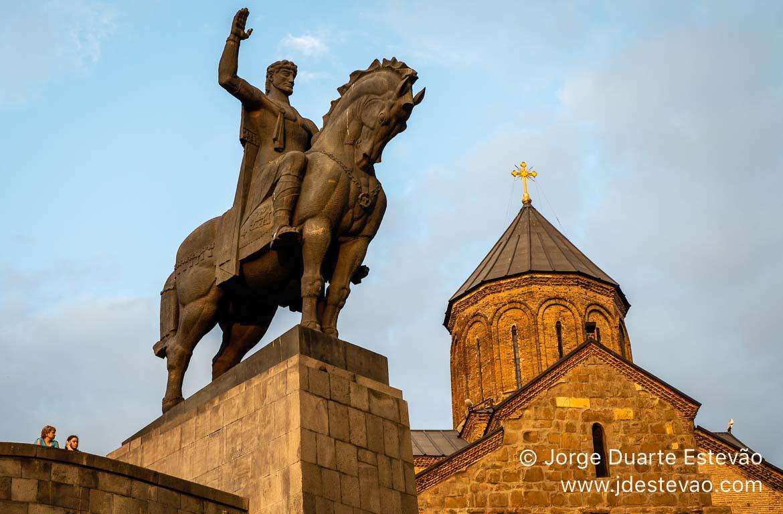 Igreja Metekhi, Tbilisi, Geórgia