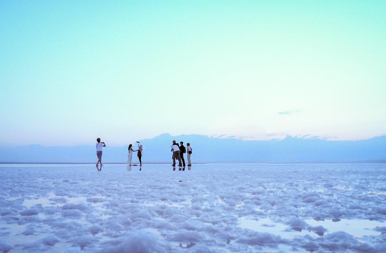 Lago Tuz, Konya, Turquia