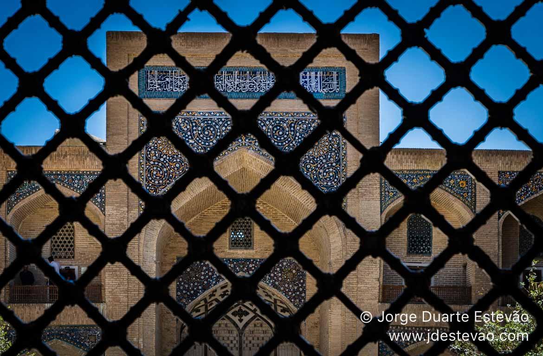 Madrassa Mir-i-Arabi, Bukhara, Uzbequistão