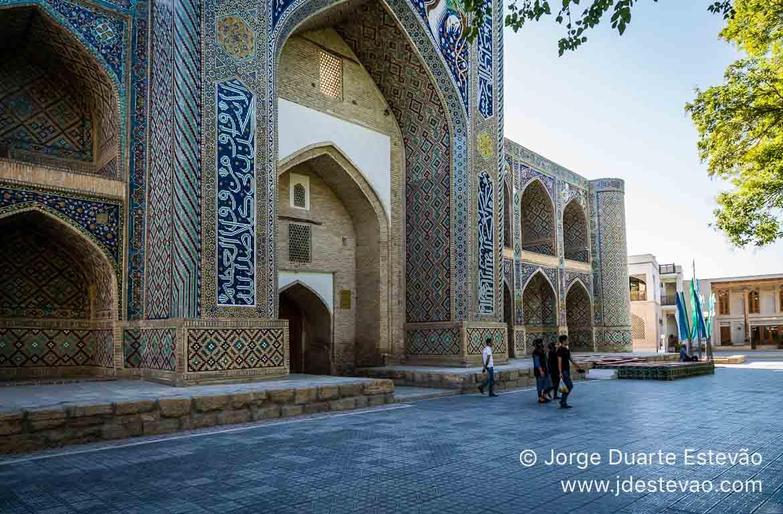 Madrassa de Nadir Divan-Begi, Bukhara, Uzbequistão