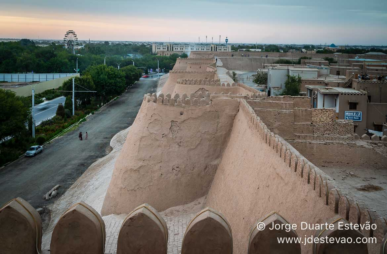 Muralhas de Khiva, Uzbequistão