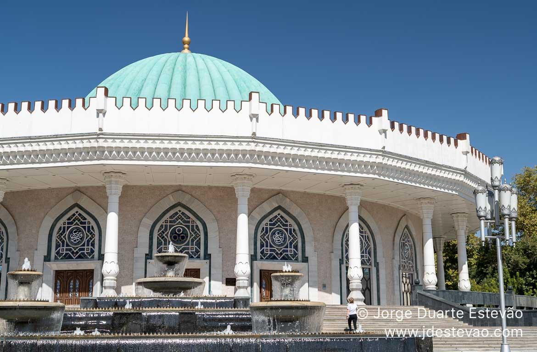 Museu Amir Timur, Tashkent, Uzbequistão