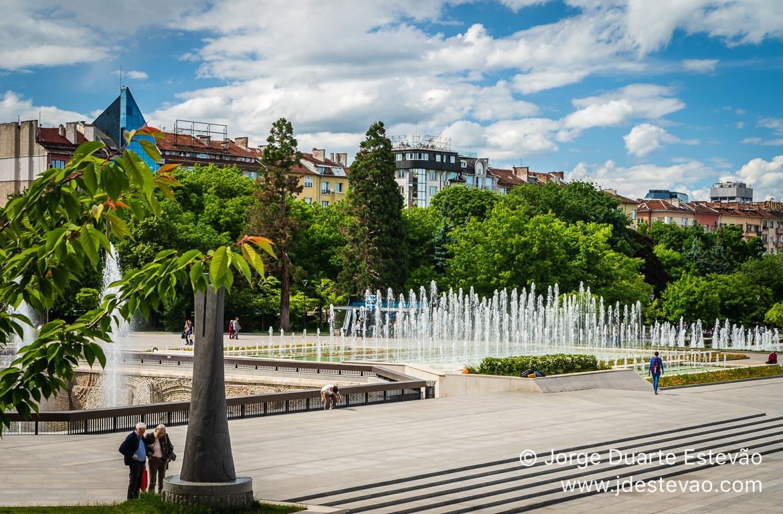 Palácio Nacional da Cultura, Sófia, Bulgária