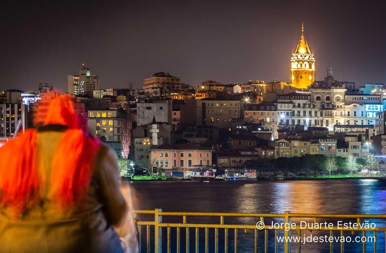 Torre Gálata - Karakoy a melhor zona para ficar em Istambul, Turquia