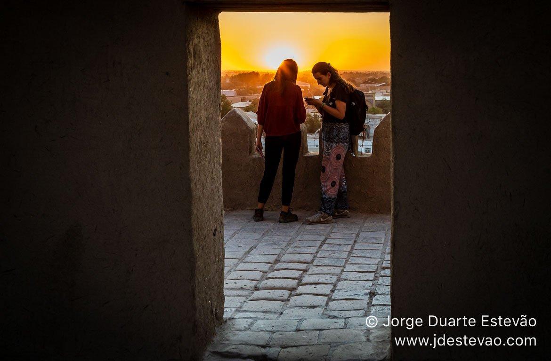 Torre da Vigia, Khiva, Uzbequistão