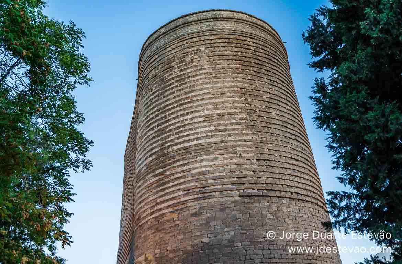 Torre da Donzela, Baku, Azerbaijão