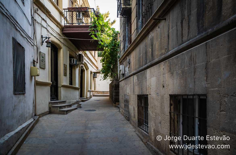 Zona histórica de Baku, Azerbaijão
