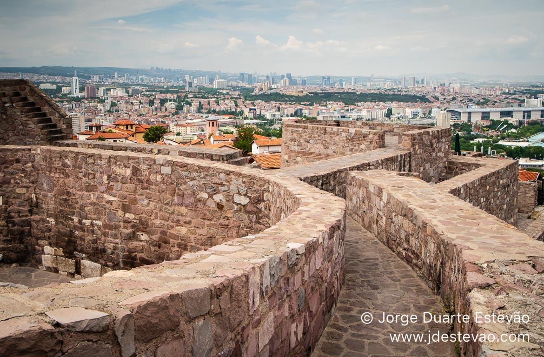 Cidadela de Ancara, Turquia