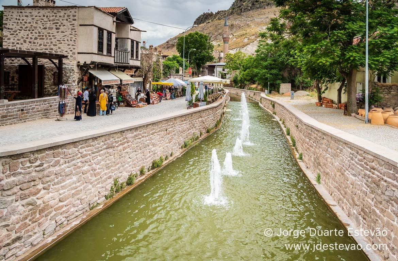 Aldeia de Sille, Konya, Turquia