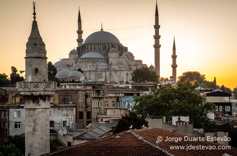 Mesquitas em Istambul