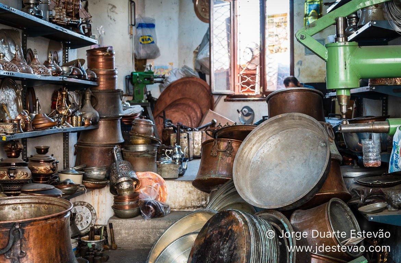 Latoeiro, Cidade de Ancara, Turquia