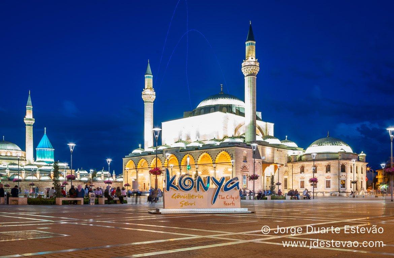 Mesquita Selimiye Camii, Konya, Turquia