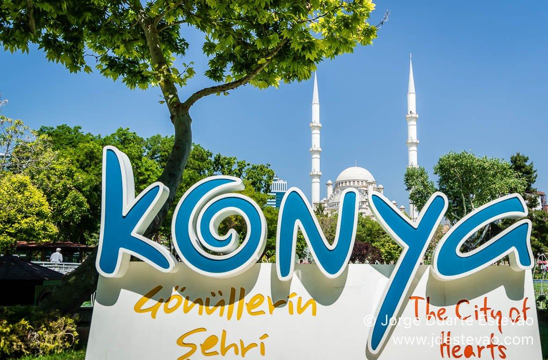 Parque Kultur e Mesquita Haciveyiszade, Konya, Turquia
