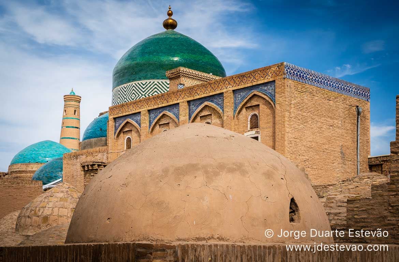 Mausoléu de Pakhlavan Mahmoud, Khiva
