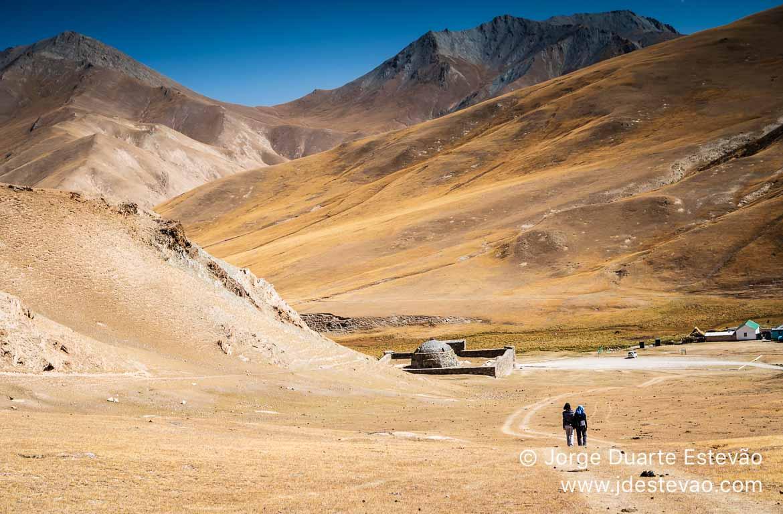 Caravançarai de Tash-Rabat, Quirguistão, Ásia Central