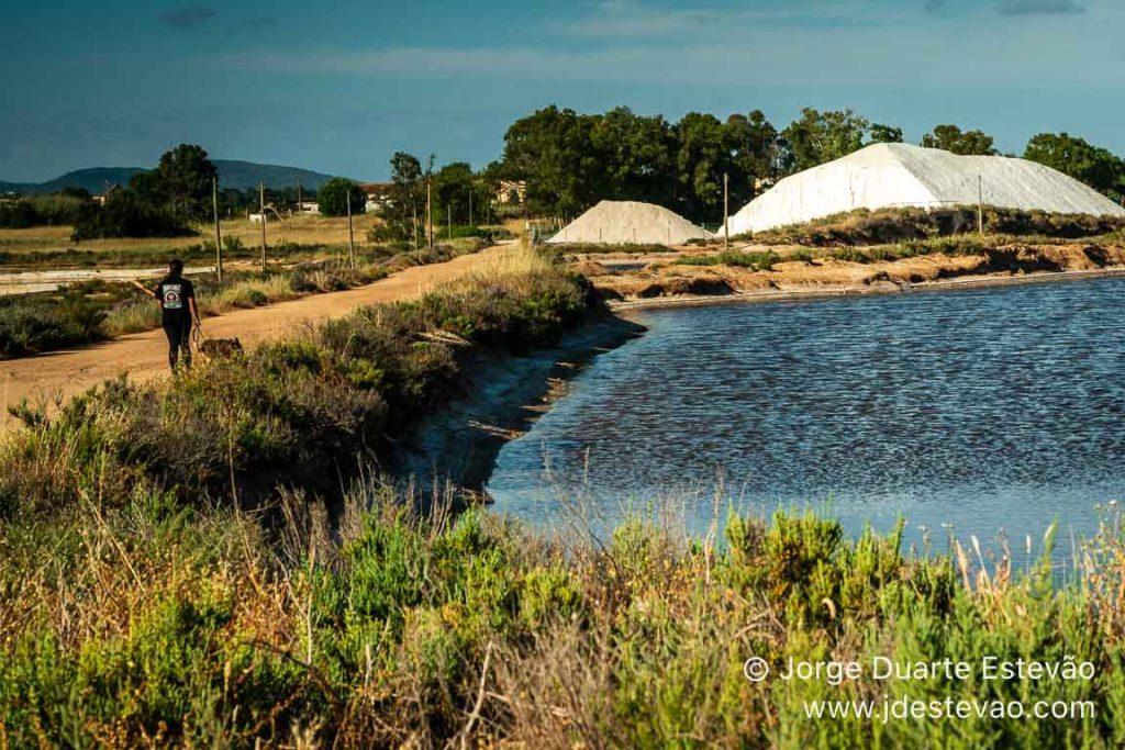 Salinas do Ludo, Quinta do Lago, Algarve